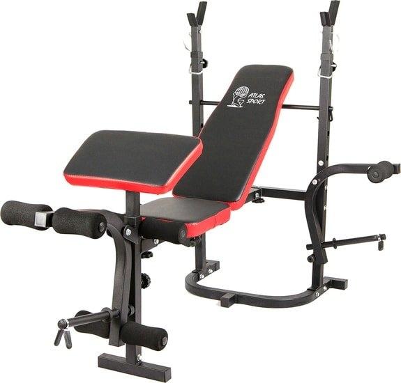Силовая скамья Atlas Sport AS-1050