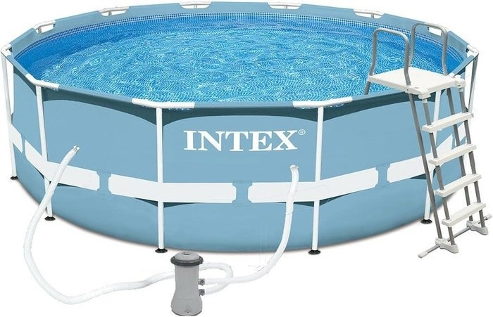 Каркасный бассейн Intex Prism Frame 26718 (366×122)