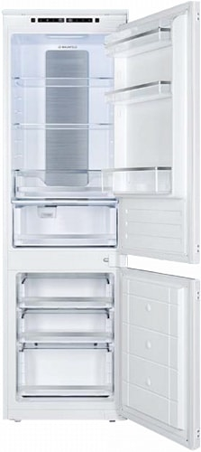 Холодильник MAUNFELD MBF177NFWH