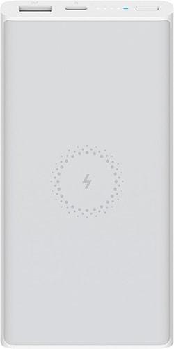 Портативное зарядное устройство Xiaomi Mi Power Bank 3 Wireless WPB15ZM 10000mAh (белый)