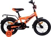 Детский велосипед Детский велосипед AIST Stitch 14 (оранжевый/черный, 2019)