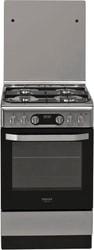 Кухонная плита Hotpoint-Ariston HS5G5CHX/R