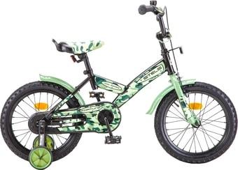 Детский велосипед Stels Fortune 16 V010 (хаки)