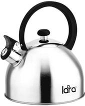 Чайник со свистком Lara LR00-65