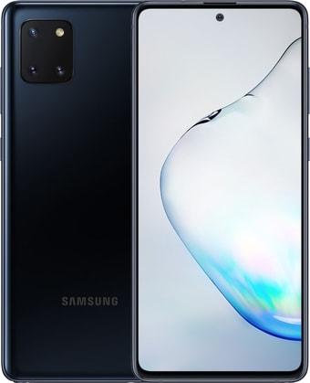 Смартфон Samsung Galaxy Note10 Lite SM-N770F/DS 6GB/128GB (черный)