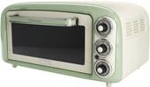 Мини-печь Ariete Vintage Forno 979 (зелёный)