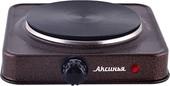 Настольная плита Аксинья КС-006 (коричневый)