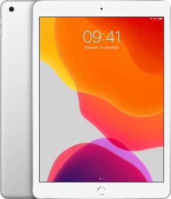 Планшет Apple iPad 10.2″ 128GB MW772 (серебристый)