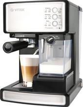 Рожковая помповая кофеварка Рожковая кофеварка Vitek VT-1514 BK