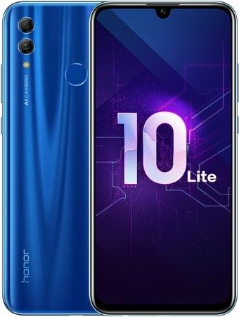 Смартфон HONOR 10 Lite 3GB/64GB HRY-LX1 (синий)