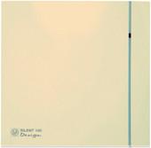 Осевой вентилятор Soler&Palau Silent-100 CZ Ivory Design - 4C [5210622600]