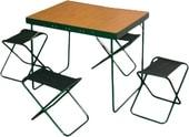 Стол со стульями Olsa Пикник с286