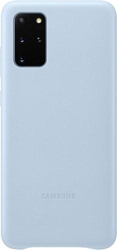 Чехол Samsung Leather Cover для Samsung Galaxy S20+ (голубой)