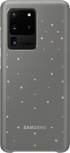 Чехол Samsung Smart LED Cover для Samsung Galaxy S20 Ultra (серый)