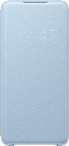 Чехол Samsung Smart LED View Cover для Samsung Galaxy S20+ (голубой)