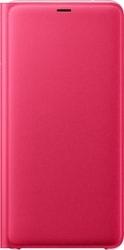 Чехол Чехол Samsung Wallet Cover для Samsung Galaxy A9 (2018) (розовый)