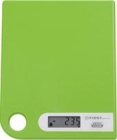 Кухонные весы First FA-6401-1 (зеленый)