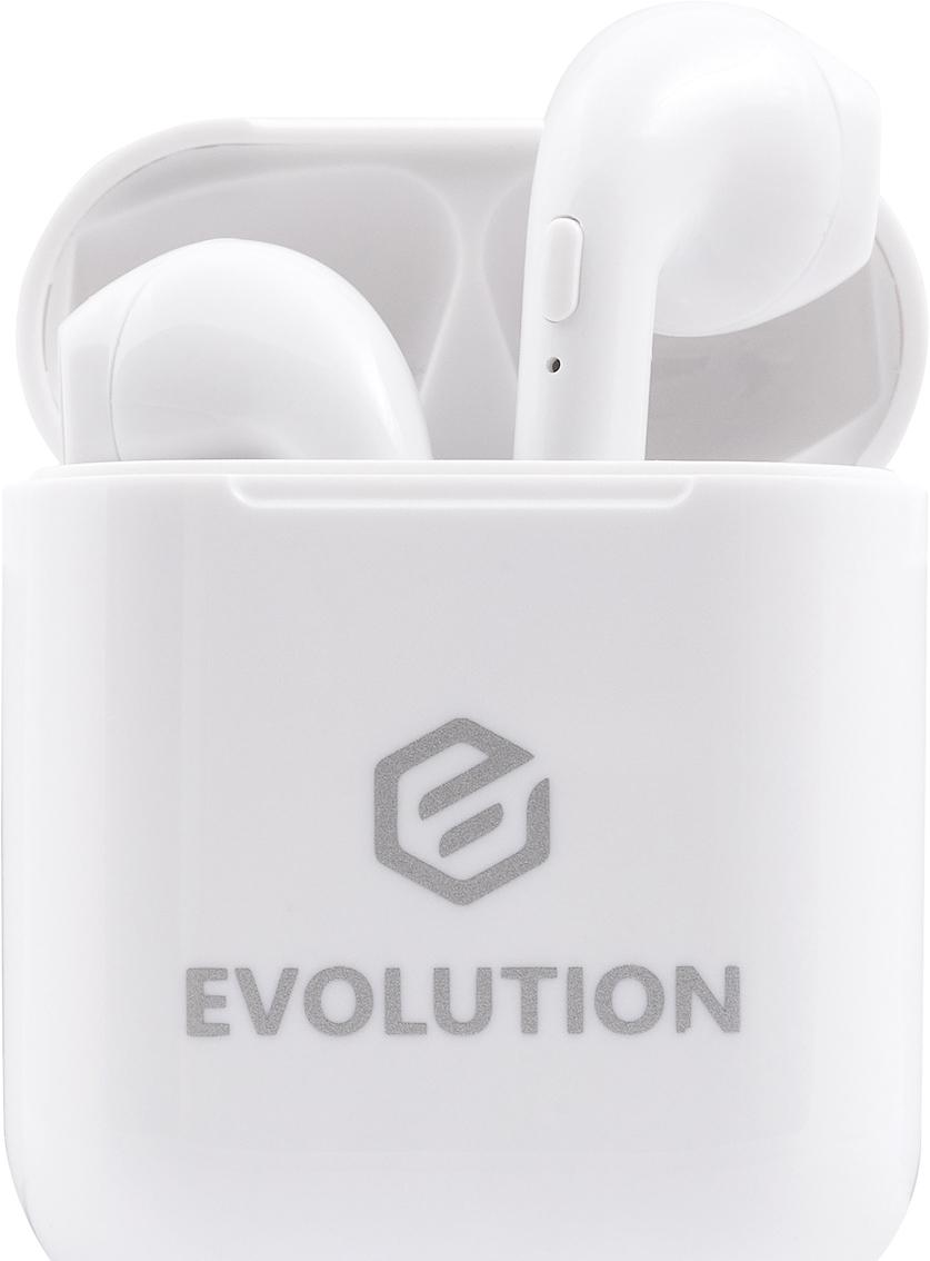 Наушники Evolution BH301 (белый)