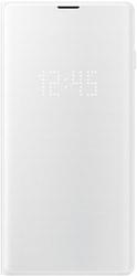 Чехол Чехол Samsung LED View Cover для Samsung Galaxy S10 Plus (белый)
