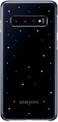 Чехол Samsung LED Cover для Samsung Galaxy S10 Plus (черный)