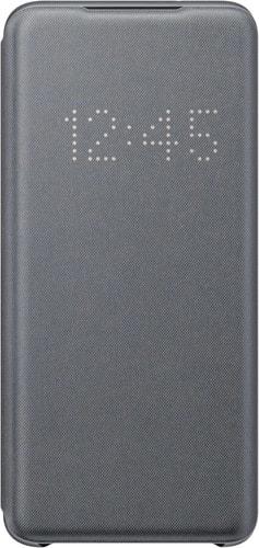 Чехол Samsung Smart LED View Cover для Samsung Galaxy S20 (серый)