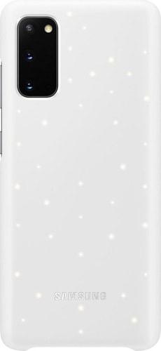 Чехол Samsung Smart LED Cover для Samsung Galaxy S20 (белый)