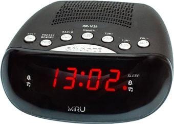 Радиочасы Miru CR-1029