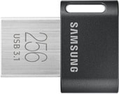 USB Flash Samsung FIT Plus 256GB (черный)