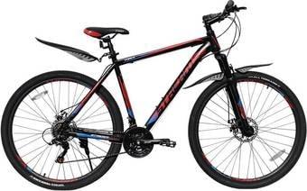 Велосипед Stream Force 29 2019 (черный/красный)