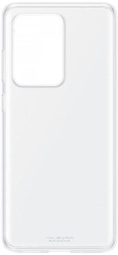 Чехол Samsung Clear Cover для Galaxy S20 Ultra (прозрачный)