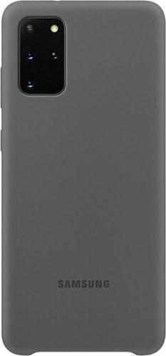 Чехол Samsung Silicone Cover для Galaxy S20+ (серый)