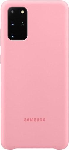 Чехол Чехол Samsung Silicone Cover для Galaxy S20+ (розовый)