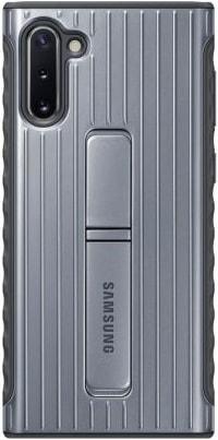 Чехол Samsung Protective Standing Cover для Samsung Galaxy S10 (серебристый)