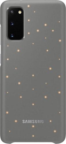 Чехол Samsung Smart LED Cover для Samsung Galaxy S20 (серый)