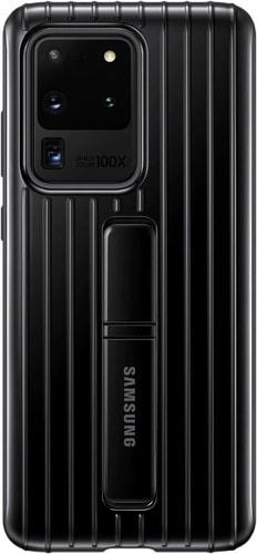 Чехол Samsung Protective Standing Cover для Galaxy S20 Ultra (черный)