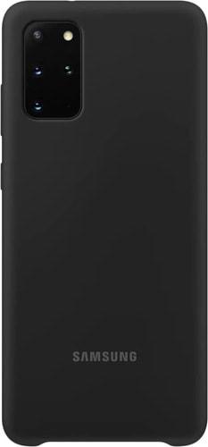 Чехол Samsung Silicone Cover для Galaxy S20+ (черный)