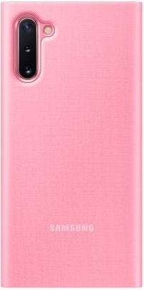 Чехол Samsung LED View Cover для Samsung Galaxy Note 10 (розовый)