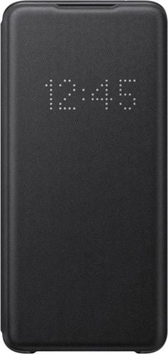 Чехол Samsung Smart LED View Cover для Samsung Galaxy S20 Ultra (черный)