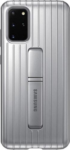 Чехол Samsung Protective Standing Cover для Galaxy S20+ (серебристый)