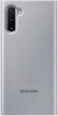 Чехол Samsung LED View Cover для Samsung Galaxy Note 10 (серебристый)
