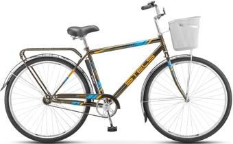 Велосипед Stels Navigator 300 Gent 28 Z010 2020 (коричневый)