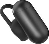 Bluetooth гарнитура QCY Q12 (черный)