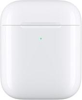 Футляр для наушников Зарядный чехол для наушников Apple AirPods (с возможностью беспроводной зарядки)