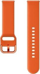 Ремешок Samsung Sport Galaxy Watch Active Strap (оранжевый)