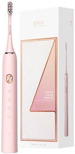 Электрическая зубная щетка Soocas X3U (розовый)