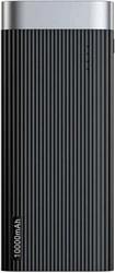 Портативное зарядное устройство Baseus Parallel line PPALL-PX01 10000mAh (черный)