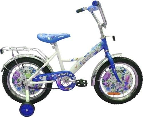 Детский велосипед Stream Wave 16 (синий)