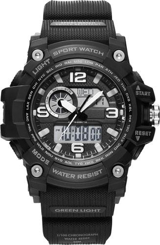 Наручные часы Twentyseventeen W008Q L (черный)