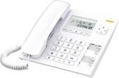 Проводной телефон Alcatel T56 (белый)