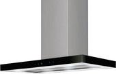 Кухонная вытяжка Ciarko Quatro Black Slim 90 inox (1100 куб. м/ч)